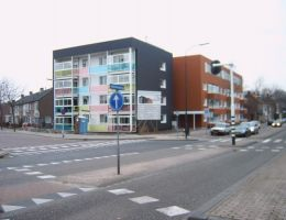 2005 Renovatie/optoppen seniorenappartementen Vught